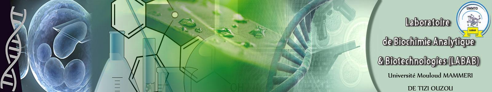 Laboratoire de Biochimie Analytique & Biotechnologies