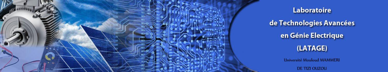Laboratoire de Technologies Avancées en Génie Electrique (LATAGE)